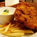 Crispy Cornflake Chicken @ Swensen's