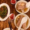 Pork Ribs Soup