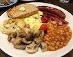 Breakfast at p.m.?