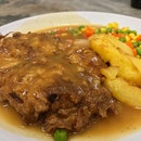 Personally prefer chicken chop than pork chop...RM10.50, served within 2 minutes.