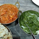 flavourful Indian food!