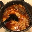 Wagyu Beef Tomato Noodle