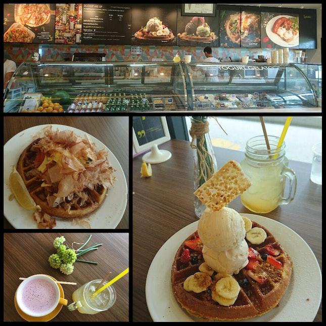 Waffles - Sweet Or Savory