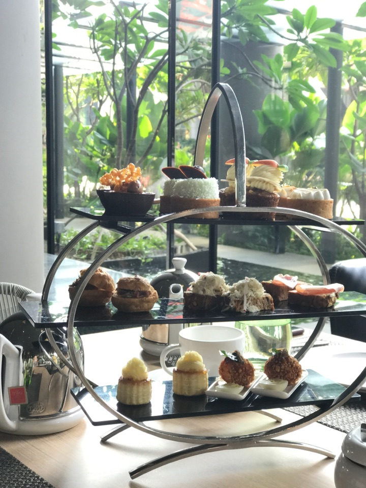 Affordable High Tea Set $42++ For 2 Pax