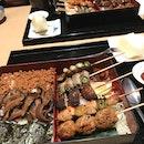 Yakitori Lunch Set