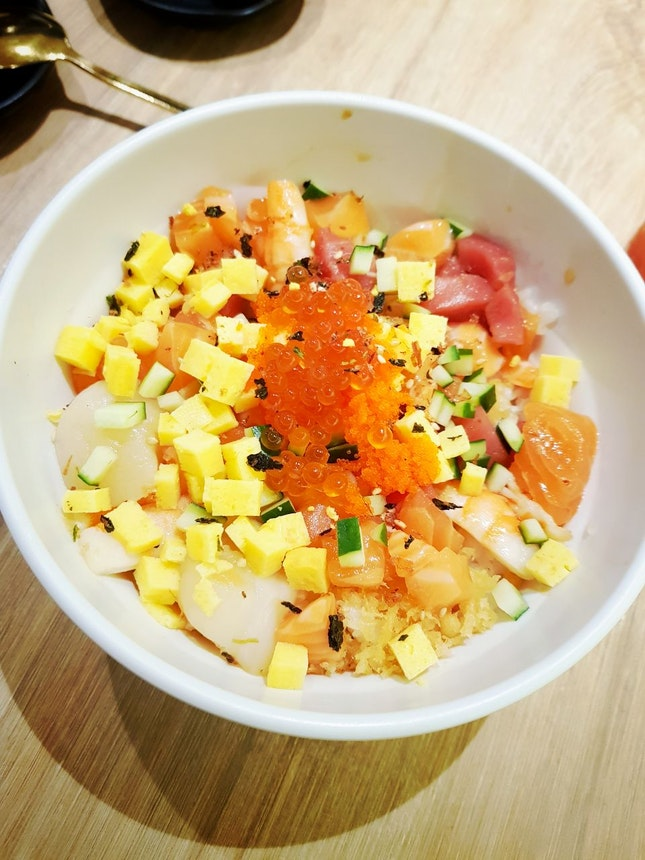 Jap Food In SG