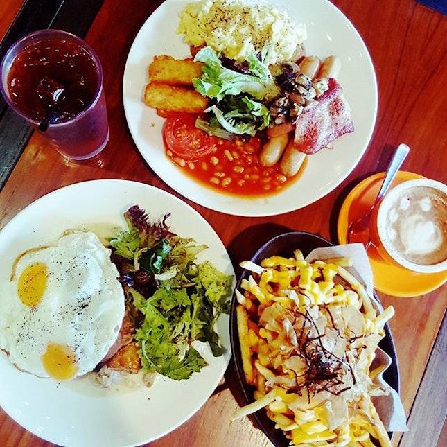 Breakfast, Brunch and everything nice