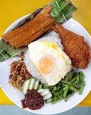 Rice up for Nasi • Lemak .