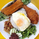 Rice up for Nasi • Lemak .