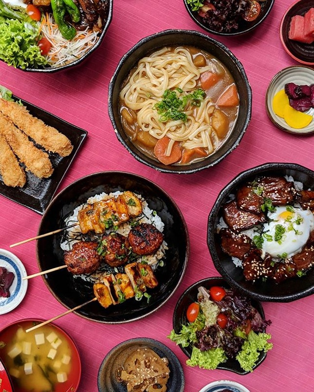 Oishi & belly-full Japanese set lunches from $10-$19?!