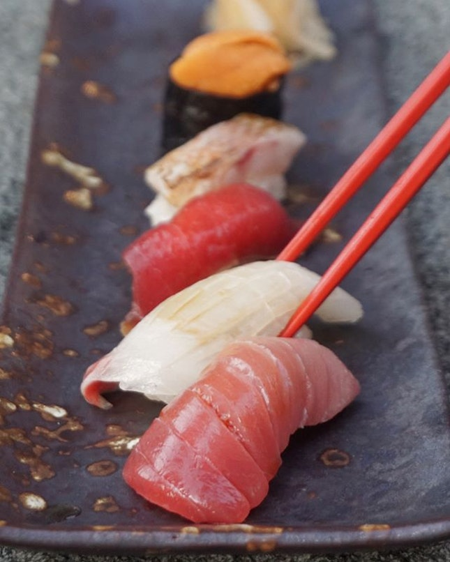 8 Course Omakase at 50% OFF!?