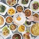 🍠Taiwanese Porridge Buffet?!