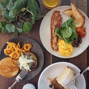 Occupying the space of the now-defunct Botanist, @cheeky_allday takes over the spot at Neil Road with its friendly casual neighborhood all-day-dining space within the CBD area that people can visit and catch a friendly face.