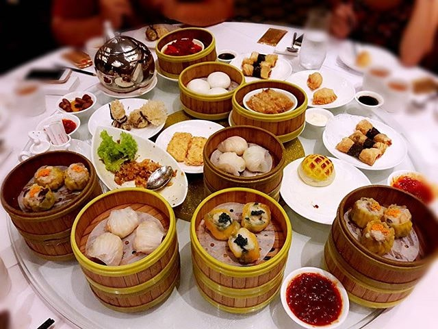 This is how Dim Sum is done