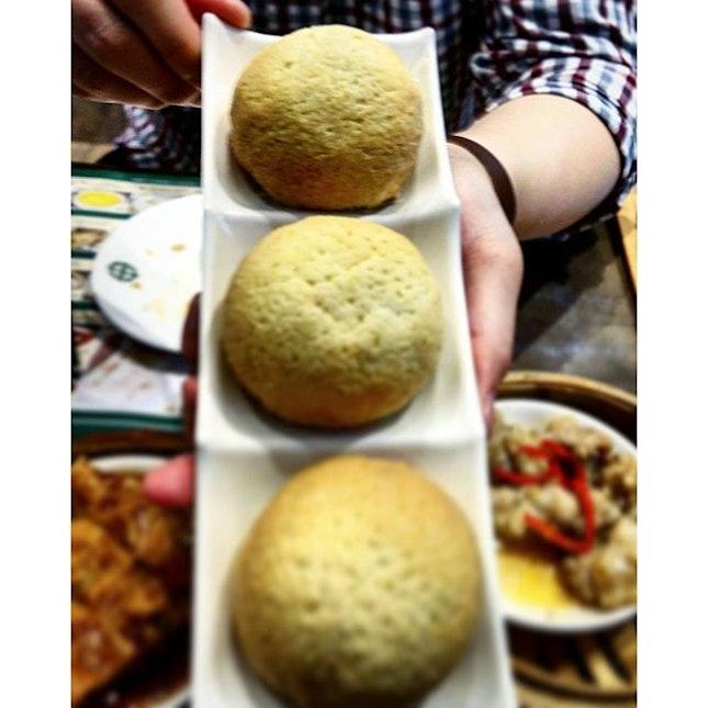 A must order char siew bun.