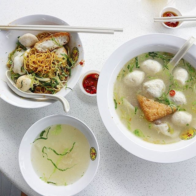 Song Kee Fishball Noodle (Joo Chiat)