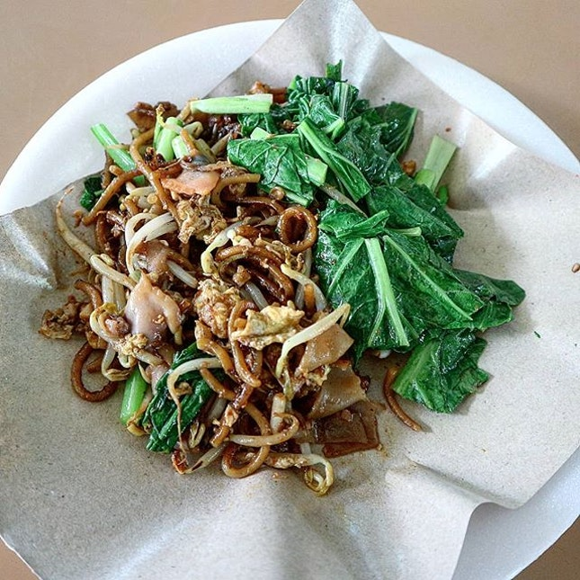 Healthy char kway teow or not?