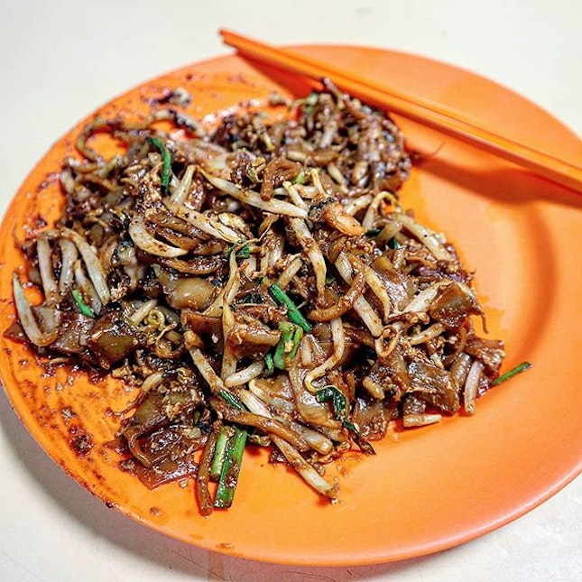 Is char kway teow still char kway teow with little or no wokhei?