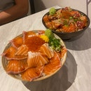 freshest sashimi!!!!!