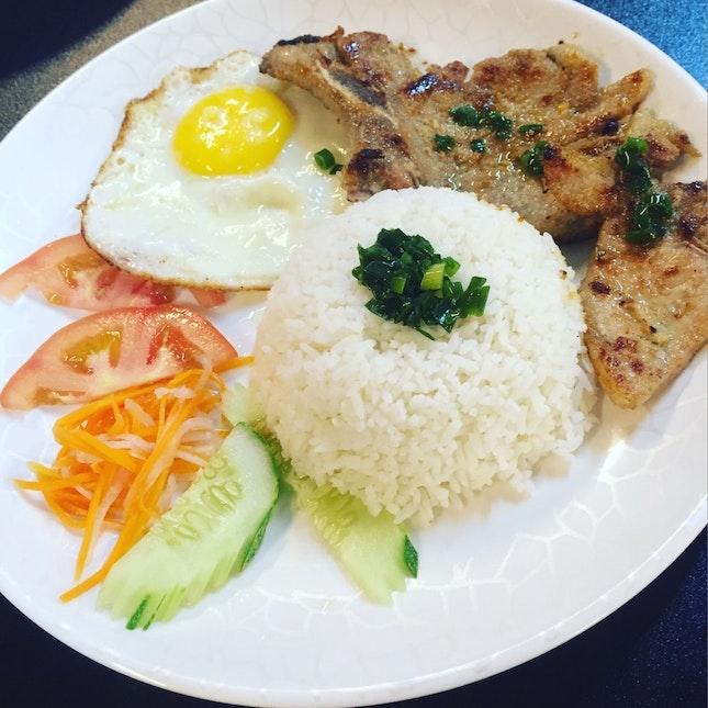 Porkchop Rice!