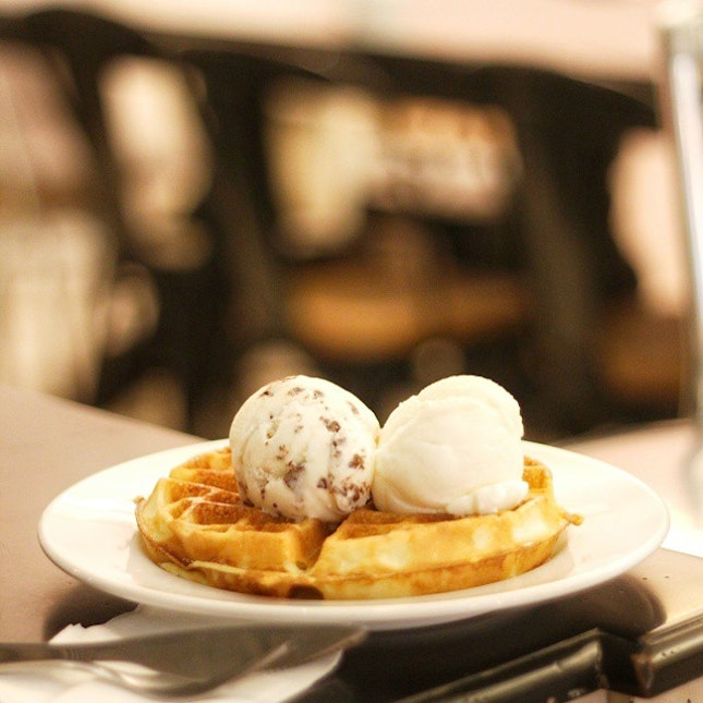 [Still] In search of the best waffle in town..!