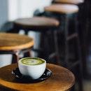 Matcha matcha latte for a rainy Saturday  #hungryhungrymonster #projectcafehoppingkl #leagueofcaptains #cafehopkl