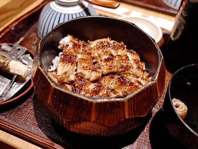 [Man Man Japanese Unagi Restaurant] 1* Michelin dinner yummerz.