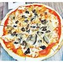 Porcini Pizza (SGD $20) @ Bottura.