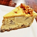 Rum & Raisin Cheesecake (SGD $6.90) @ East Manhattan Bakery Cafe.