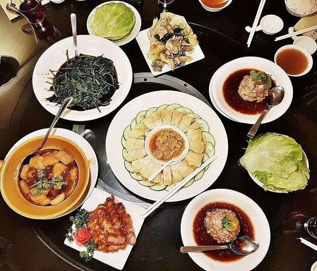 Comfort Food Feast @ Soup Restaurant.