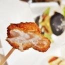 Fish Bites (SGD $1.80) @ BurgerUP Express.
