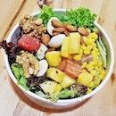 Poké Bowl, Medium (SGD $15.90) @ Poké Lulu.