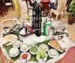 All-You-Can-Eat DIY Popiah & Mee Siam (SGD $28++ per pax) @ The Peranakan Restaurant.
