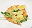 Gravad Lax With Potato Salad (SGD $6.50) @ IKEA Restaurant & Cafe.