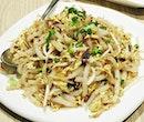 Fried Lo Shi Fan, XO Sauce (SGD $13.50) @ Xi Yan.