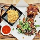 O-Leek Chicken (SGD $12.90) @ Hawkerman.