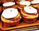 Cinnamon Roll (SGD $3) @ DONQ.