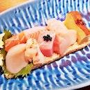Sushi Moriawase (SGD $58++) @ Akira Back.