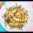 Wok-Fried Omurice (SGD $14) @ WAN Bar + Kitchen.