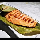 Hickory Smoked Salmon (SGD $12.80) @ NUDE Seafood.
