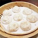 Xiao Long Bao / Shanghai Pork Dumplings (SGD $5.80 / $8) @ Shou La Shou.