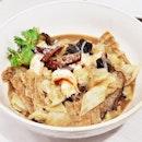 Chap Chye (SGD $18) @ Indigo Blue Kitchen.