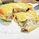 Chicken Pie (SGD $3.65 per piece) @ Tai Cheong Bakery.