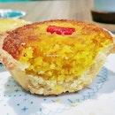 Coconut Tart (SGD $3.20 per piece) @ Tai Cheong Bakery.