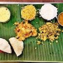 Thali (SGD $6.20) @ Ananda Bhavan.