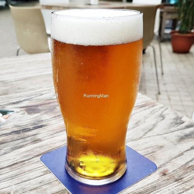 Beer Tooheys New (SGD $12.50) @ Boomarang Bistro & Bar.