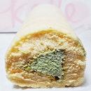 Avocado Gula Melaka Roll Cake (SGD $10.90) @ Kele.