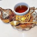 Zhourat @ Tabbouleh Restaurant.