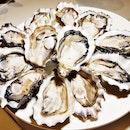 World's Finest Sun Seeker Oysters (SGD $4.80 per piece) @ Rubato.