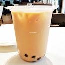 Rum-Infused Magical Bubble Tea (SGD $23) @ Rubato.